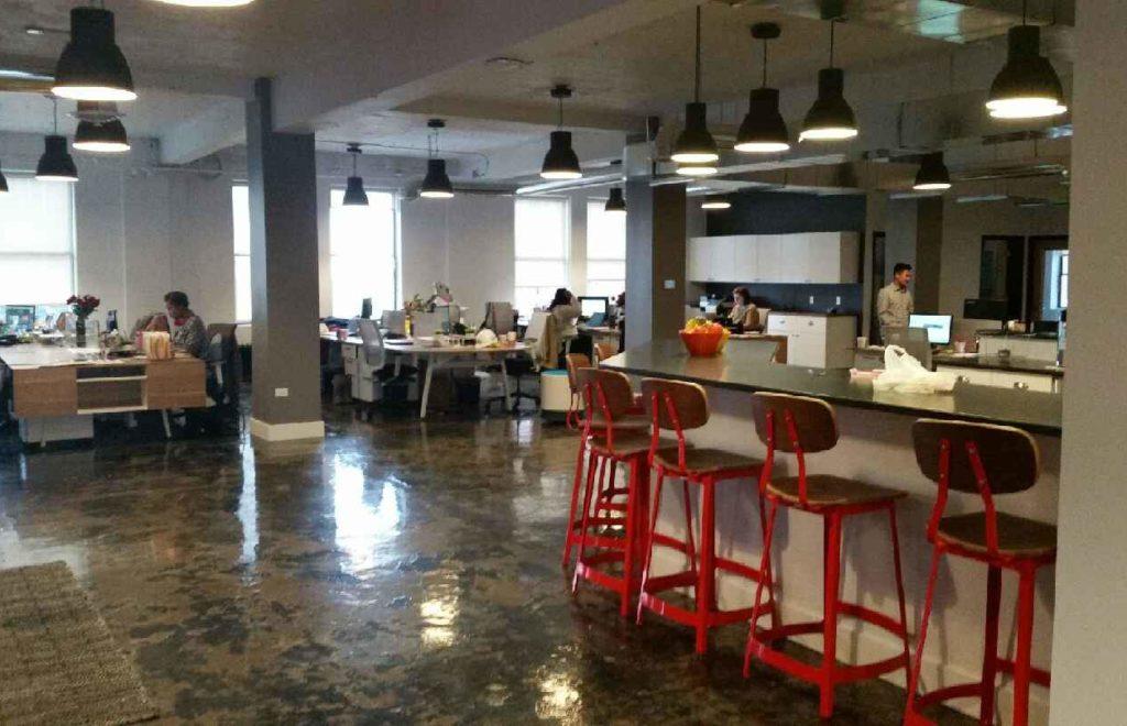 Finn cowork space
